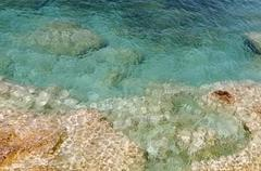 Clear water Stock Photos