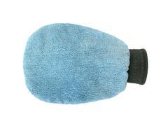Car wash glove - stock photo