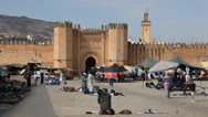 Stock Video Footage of Medina of Fes, Morocco