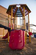 play area - stock photo