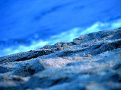 Ruskea hiekka läheltä Kuvituskuvat