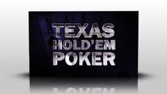 25 texas holdem and greenscreen Stock Footage
