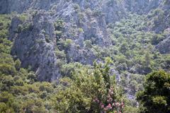 Mountains of Antalya Stock Photos