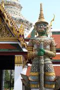 Royal Palace. Bangkok, Thailand - stock photo