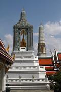 Royal Palace. Bangkok, Thailand Stock Photos