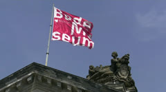 Bode Museum - Berlin, Germany Stock Footage
