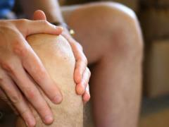 Aching Knee NTSC Stock Footage
