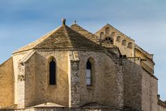 Apulian church Stock Photos