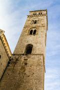 Apulian belfry Stock Photos