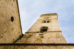 Stock Photo of perspective belfry
