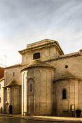 Stock Photo of barletta's church
