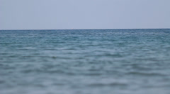 Blue Water Texture Stock Footage