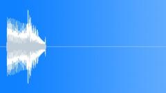 New User Bleep Sound Effect