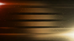 Metallic Amber Orange Stock Footage