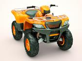 Stock Illustration of quad bike