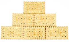 Bakery - Biscuit puzzle - stock photo
