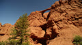 Kodachrome Basin 07 Shakespeare Arch HD Footage