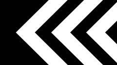 Arrows1 - stock footage