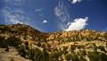Upper Valley Granaries 01 Timelapse Scenic Byway 12 Utah Indian Ruins HD Footage