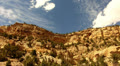 Upper Valley Granaries 03 Timelapse Scenic Byway 12 Utah Indian Ruins HD Footage