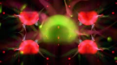 Electric plasma ball Stock Footage