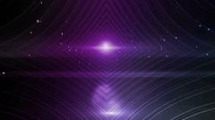 Encounter Purple Stock Footage