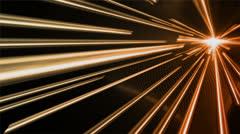 Fast Vortex Amber Orange - stock footage