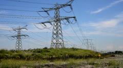 Energie Stock Footage