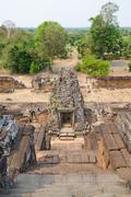 pre rup, angkor, cambodia - stock photo
