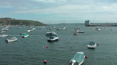 Falmouth 4 Stock Footage