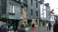 Stock Video Footage of Honfleur 5