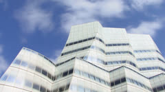Eco Building Stock Footage
