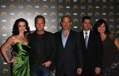 "Stock Photo of ""24"" 150th episode & season 7 premiere party"