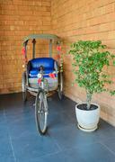 Cycle rickshaw Stock Photos