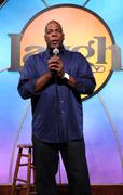 alonzo bodden.cops 4causes introducing 'comedy uniting community'.held at the - stock photo