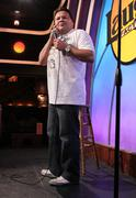 joey medina.cops 4causes introducing 'comedy uniting community'.held at the l - stock photo