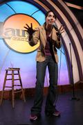 whitney cummings.cops 4causes introducing 'comedy uniting community'.held at - stock photo