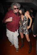 "jeff dowd aka ""the big lebowski"", bai ling.courting condi screening after par - stock photo"