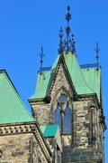 Ottawa historiallisia rakennuksia Kuvituskuvat