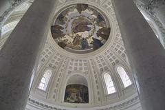 Stock Photo of cathedral cupola