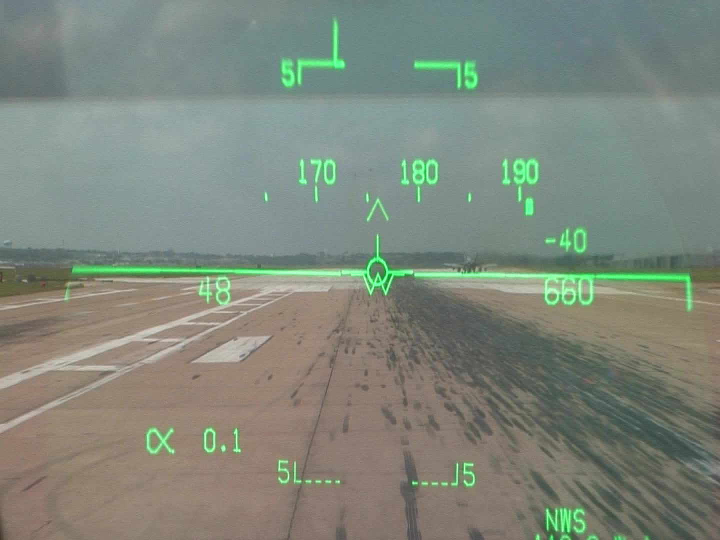 Military F18 Hud On Take Off Stock Video 25931059 Hd