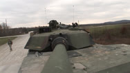 Stock Video Footage of Military, Tank