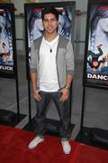 walter perez.premiere of paramount's dance flick .held at the arclight theatr - stock photo