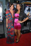brianna evigan, keke palmer .premiere of paramount's dance flick .held at the - stock photo