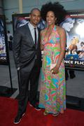 Damon wayans jr, kim wayans.premiere of paramount's dance flick .held at the Stock Photos