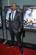 Damon wayans jr.premiere of paramount's dance flick .held at the arclight the Stock Photos