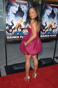 Essence atkins.premiere of paramount's dance flick .held at the arclight thea Stock Photos