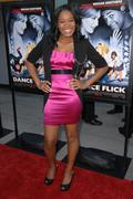 keke palmer.premiere of paramount's dance flick .held at the arclight theatre - stock photo