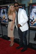 Shoshana bush, shawn wayans.premiere of paramount's dance flick .held at the Stock Photos