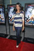 Vanessa simmons.premiere of paramount's dance flick .held at the arclight the Stock Photos